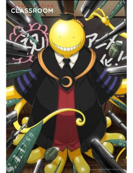 Assassination Classroom Wall Decoration Koro 115 x 165 cm