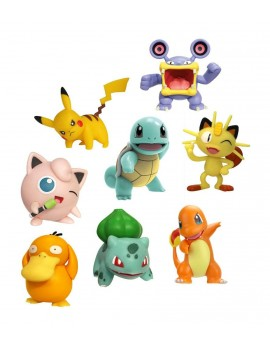 Pokémon Battle Mini Figures 8-Pack 5-7 cm Wave 3