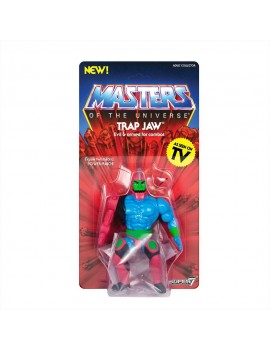 Masters of the Universe Vintage Collection Action Figure Wave 3 Trap Jaw 14 cm