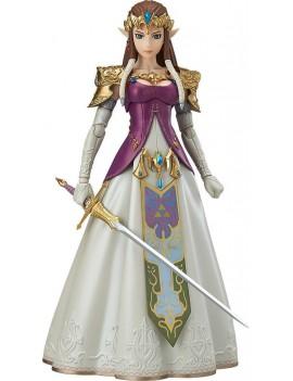The Legend of Zelda Twilight Princess Figma Action Figure Zelda 14 cm