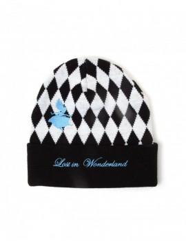 Disney Beanie Alice In Wonderland Checkered