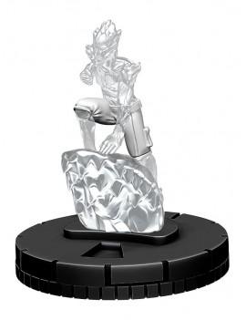 Marvel HeroClix Deep Cuts Unpainted Miniature Iceman Case (4)