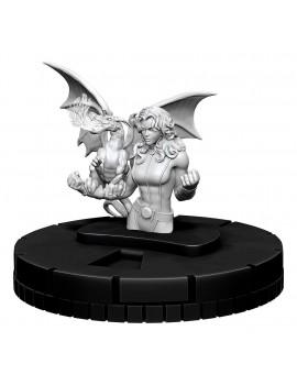 Marvel HeroClix Deep Cuts Unpainted Miniature Kitty Pryde Case (4)