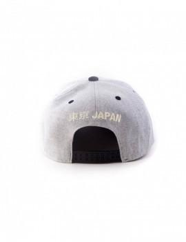 Sony PlayStation Biker Snap Back Baseball Cap Japanese Controller
