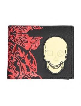 Sony PlayStation Wallet Skull