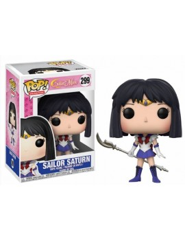 Sailor Moon POP! Animation Vinyl Figure Sailor Saturn 9 cm