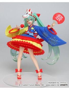 Vocaloid PVC Statue Hatsune Miku 2nd Season Summer Ver. 18 cm