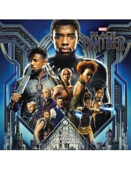 Black Panther Calendar 2019 English Version*