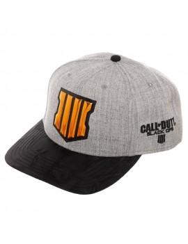 Call of Duty Black Ops 4 Snapback Hat Logo