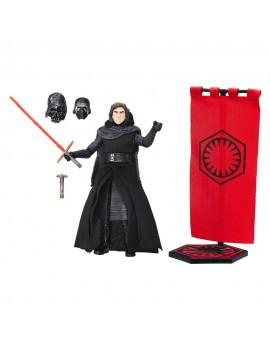 Star Wars Episode VII Black Series Action Figure Kylo Ren 2016 Exclusive 15 cm