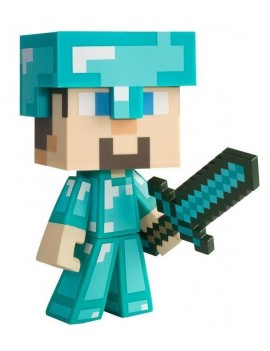 Minecraft Vinyl Figure Diamond Steve 15 cm