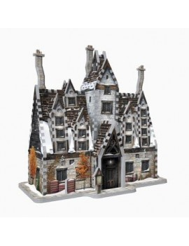 Harry Potter 3D Puzzle The Three Broomsticks (Hogsmeade)