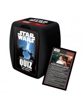 Star Wars Card Game Top Trumps Quiz *German Version*