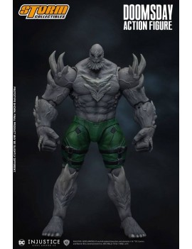 Injustice: Gods Among Us Action Figure 1/12 Doomsday 26 cm