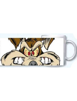 Looney Tunes Mug Coyote