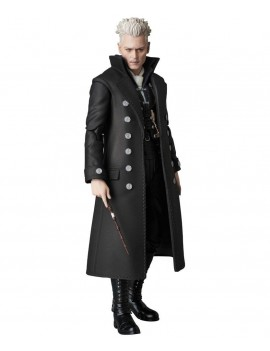 Fantastic Beasts: The Crimes of Grindelwald MAF EX Action Figure Grindelwald 16 cm