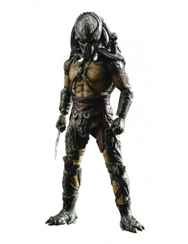 Predators Action Figure 1/18 Tracker Predator Previews Exclusive 11 cm