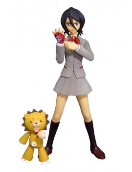 Bleach Action Figure Rukia Kuchiki 15 cm