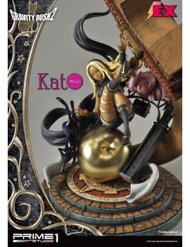 Gravity Rush 2 Statues Kat & Kat Exclusive 53 cm Assortment (3)