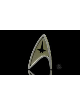 Star Trek Beyond Replica 1/1 Magnetic Starfleet Command Division Badge