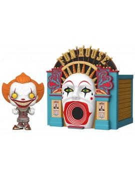 Stephen King's It 2 POP! Town Vinyl Figure Fun House 9 cm