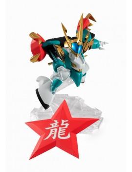 Mashin Hero Wataru NXEDGE STYLE Action Figure Mashin Unit Genryumaru 9 cm