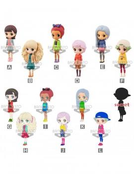 Original Character Q Posket Petit Figures 7 cm Assortment Starting (12)