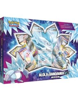 Pokémon Alola-Sandamer-GX Collection *German Version*