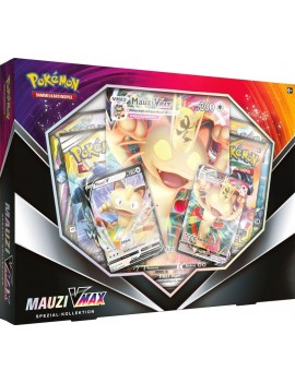 Pokémon Mauzi VMAX Special Collection *German Version*