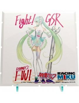Dioramansion 150 Decorative Parts for Nendoroid Figures Racing Miku Pit 2017 Rd. 2 Fuji