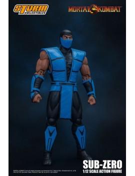 Mortal Kombat Action Figure 1/12 Sub-Zero 16 cm