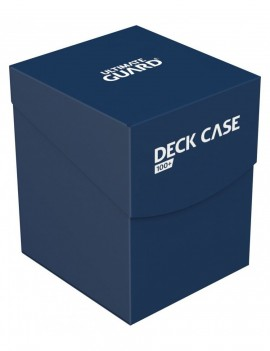 Ultimate Guard Deck Case 100+ Standard Size Blue