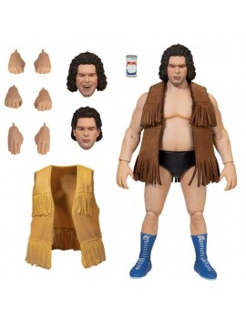 André the Giant Ultimates Action Figure André the Giant 18 cm