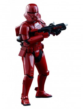 Star Wars Episode IX Movie Masterpiece Action Figure 1/6 Sith Jet Trooper 31 cm