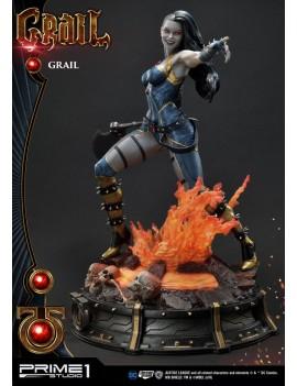 DC Comics Statue Grail Concept Design by Jason Fabok 72 cm