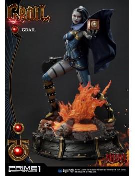 DC Comics Statue Grail Concept Design by Jason Fabok Deluxe Ver. 72 cm