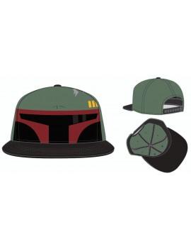 Star Wars Snapback Cap Boba Fett