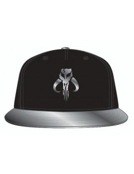 Star Wars The Mandalorian Snapback Cap Logo