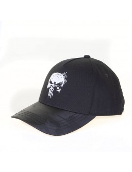 The Punisher Baseball Cap Skull