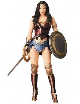 Justice League Movie MAF EX Action Figure Wonder Woman 16 cm