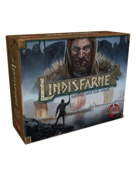 Lindisfarne Board Game