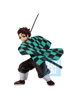 Demon Slayer Kimetsu no Yaiba Ichibansho PVC Statue Tanjiro Kamado (The Second) 13 cm