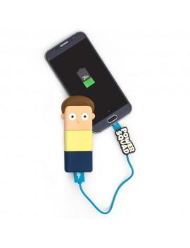 Rick & Morty PowerSquad Power Bank Cartoon Network Morty 2500mAh