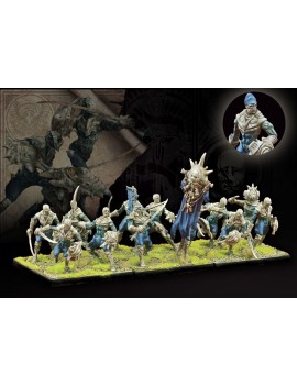 Conquest: The Last Argument of Kings Miniatures 12-Pack Spires: Vanguard Clones