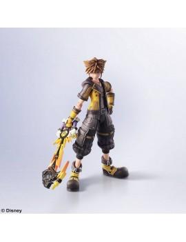 Kingdom Hearts III Bring Arts Action Figure Sora Guardian Form Version 16 cm