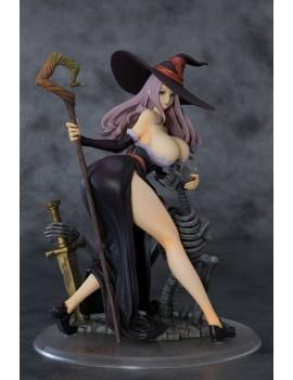 Dragon's Crown PVC Statue 1/7 Sorceress Darkness Crow Ver. 22 cm