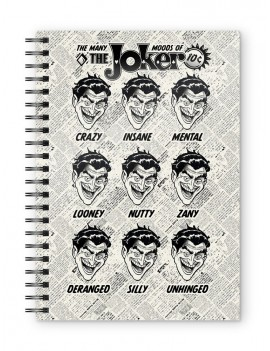 DC Comics Notebook Joker
