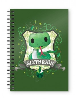 Harry Potter Notebook Slytherin Kids