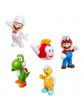 World of Nintendo Action Figures 6 cm Wave 20 Assortment (16)