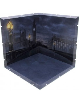 Dioramansion 150 Decorative Parts for Nendoroid and Figma Figures Big Ben